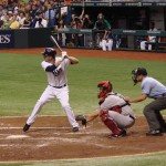 Matty Joyce (one of the better Rays pics I have ever taken)